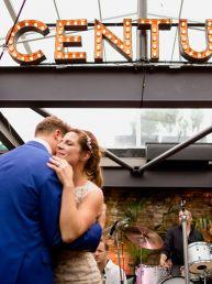 Century Club Wedding