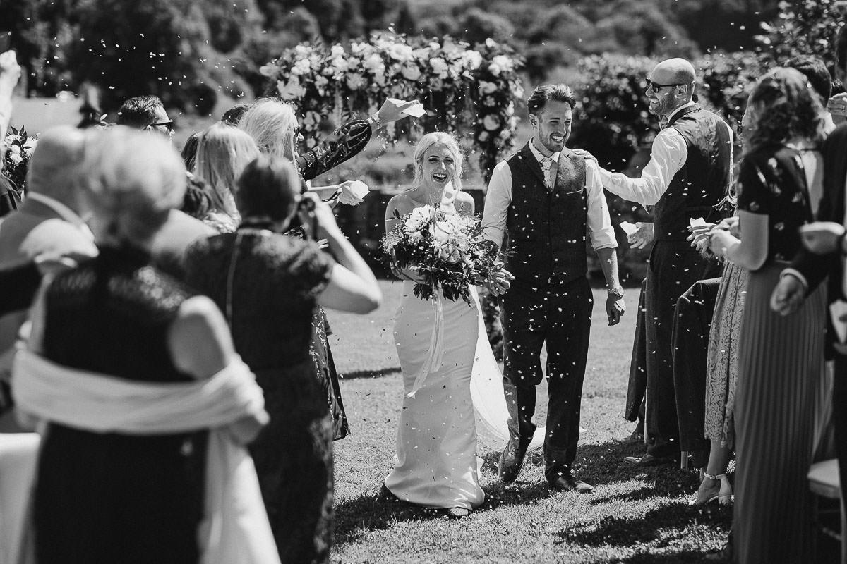 Flanesford Priory Wedding