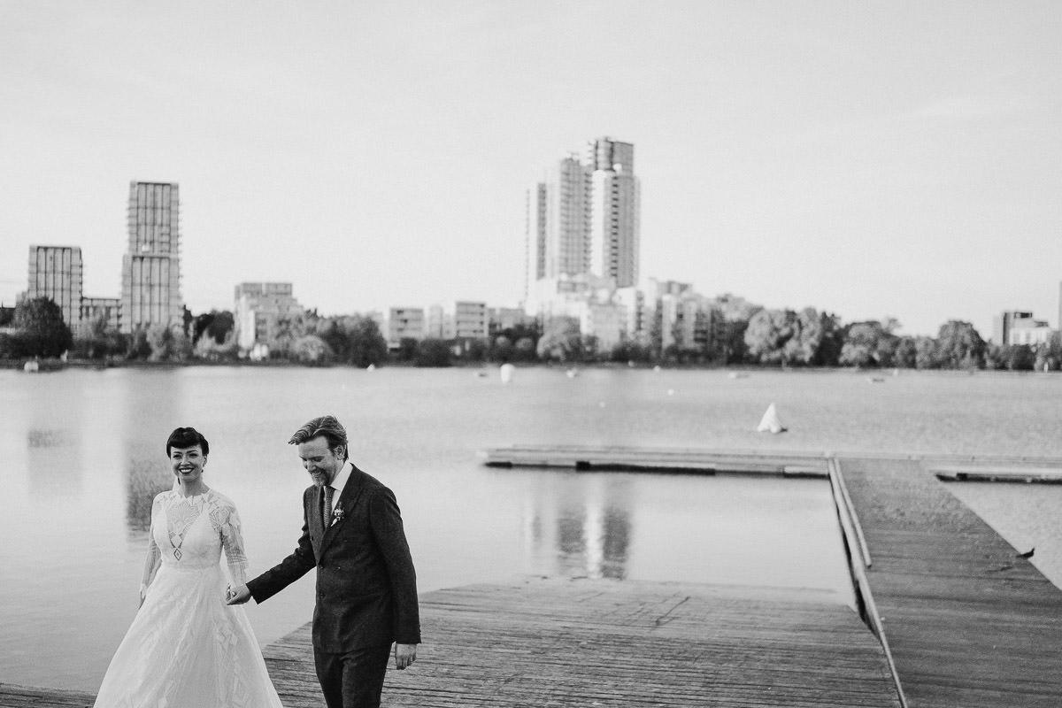 Henry And Nisa S West Reservoir Centre Wedding Wedding