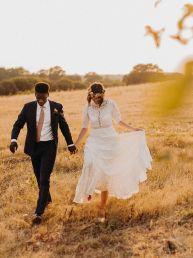 DIY Surrey Wedding